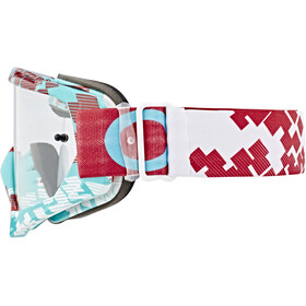 O'Neal B-10 Goggles pixel red/teal-clear